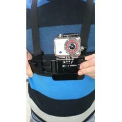Soporte Pecho cámaras tipo GoPro
